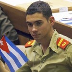 Elian gonzalez joins cuban military