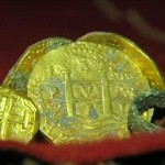 Schmitt family found gold chains, five gold coins and a gold ring