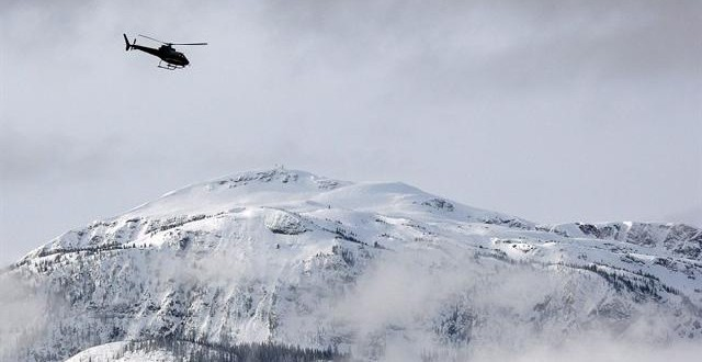 German Heli-skier killed in B.C. avalanche