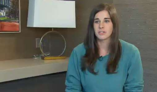 Bethany Paquette : Christian claims to be victim of 'viking discrimination' (Video)