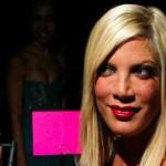 Tori Spelling hospitalized for severe bronchitis, then quarantined