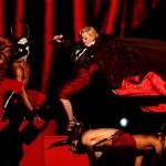 Madonna Falls During Brit Awards Performance (Video)