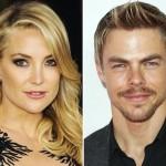 Kate Hudson, Derek Hough 'sizzle in' romance again : Details!