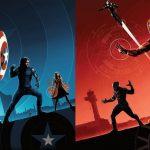 Captain America Civil War 2016: Super-Bro Against Super-Bro (Trailer)