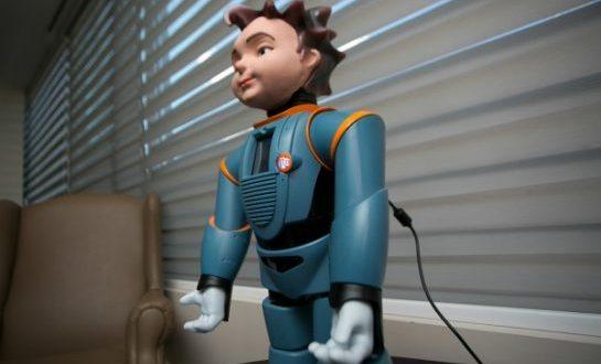 """Meet Ludwig: Robot designed to assess dementia """"Video"""""""