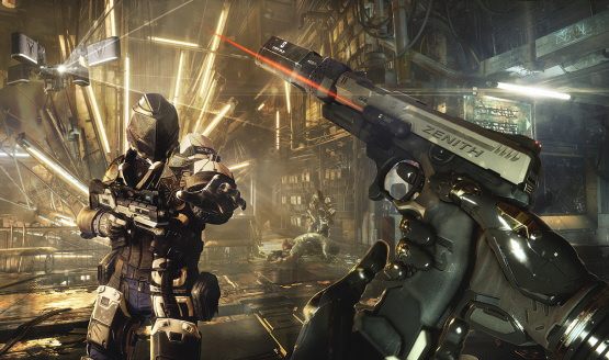 Deus Ex: Mankind Divided Joins the PlayStation 4 Pro Launch Line Up, Report