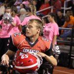 Oklahoma: Comanche senior scores 65-yard touchdown in a wheelchair