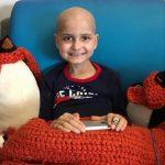 Jacob Thompson: Cancer patient celebrates holidays early