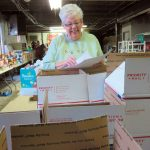 LeAnn Boudwine care packages