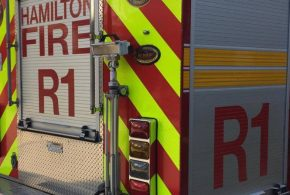 Police: Man dead in Hamilton after trench collapses on him