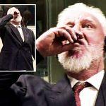 Slobodan Praljak: Bosnian war criminal dies after drinking poison in court