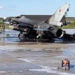 Belgian mechanic destroys F-16: accidentally fired on the ground