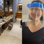 Madiha Choksi using 3D print applied sciences to produce PPE