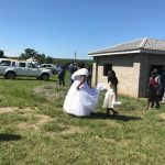 Wedding cells: South Africa bridal couple arrested for breaching lockdown
