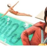 Vicki Draves, First Asian American woman to win Olympic medal gets Google Doodle spotlight